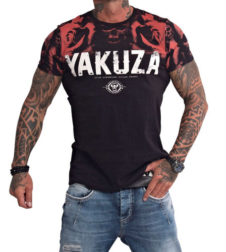 Yakuza T-Shirt TSB-10067 black