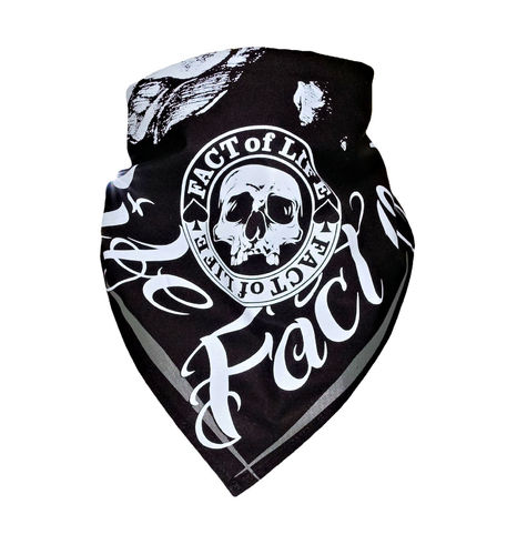 Fact of Life Bandana BD-01 black