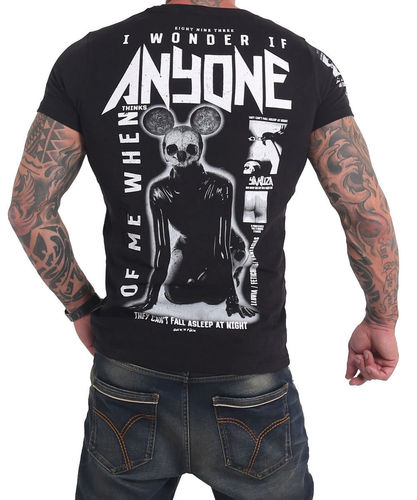 Yakuza Anyone T-Shirt TSB-17027 black